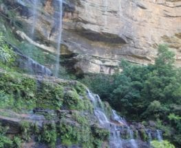 Scenic World to Katoomba Falls Lookout