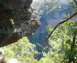 Scenic World to base of Katoomba Falls (Via Furber Steps)