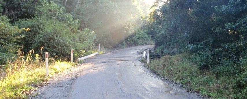 Somersby to Yarramalong via Stringy Bark Point