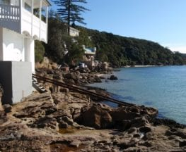 Spit Bridge to Middle Head Forts