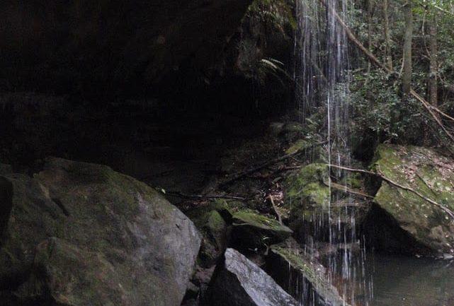 Springwood to Martins Falls
