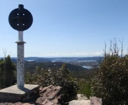 Staples Lookout to Mt Wondabyne loop