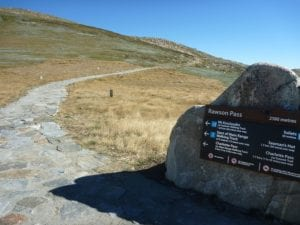 Summit Trail – Charlotte Pass to Rawson Pass