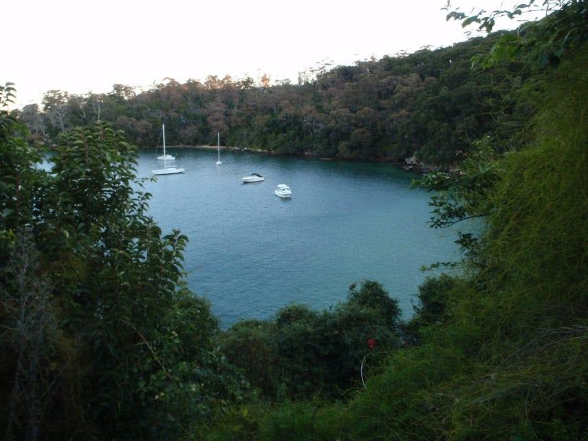 Taronga Zoo Clifton Gardens return via Sirius Cove