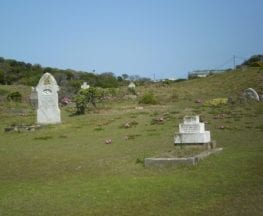 The Coastal Hospital Cemetery Walk