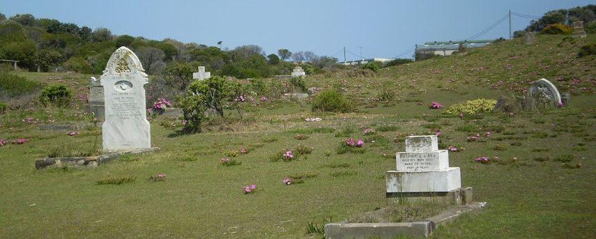 The Coastal Hospital Cemetery Walk