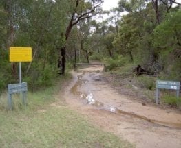 Uloola Track (Heathcote to Waterfall)