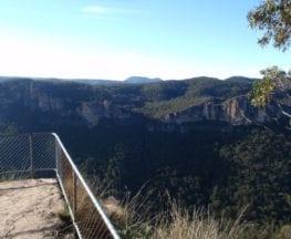 Victoria Falls Lookout