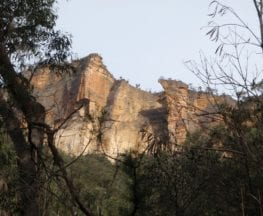 Victoria Falls and Grose Valley to Blackheath Station