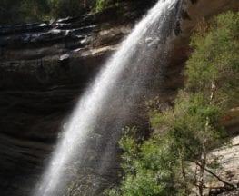Victoria Falls to Pierces Pass