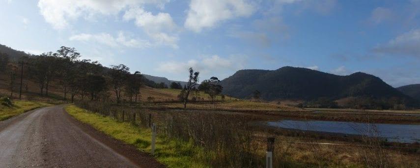Watagan Creek Road to Congewai Valley East Track Head