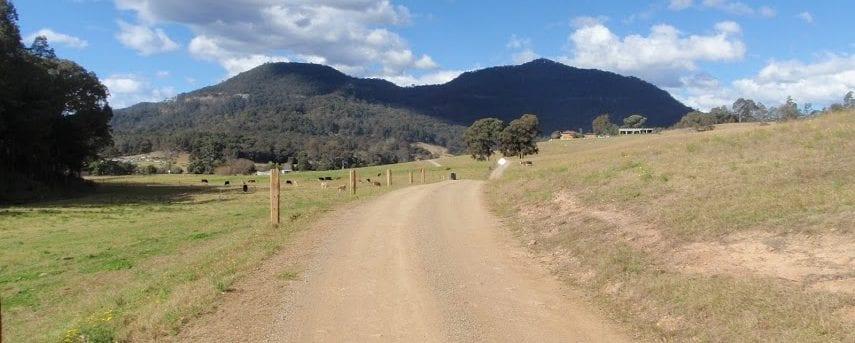 Watagan Creek Road to Congewai Valley Track Head (West)