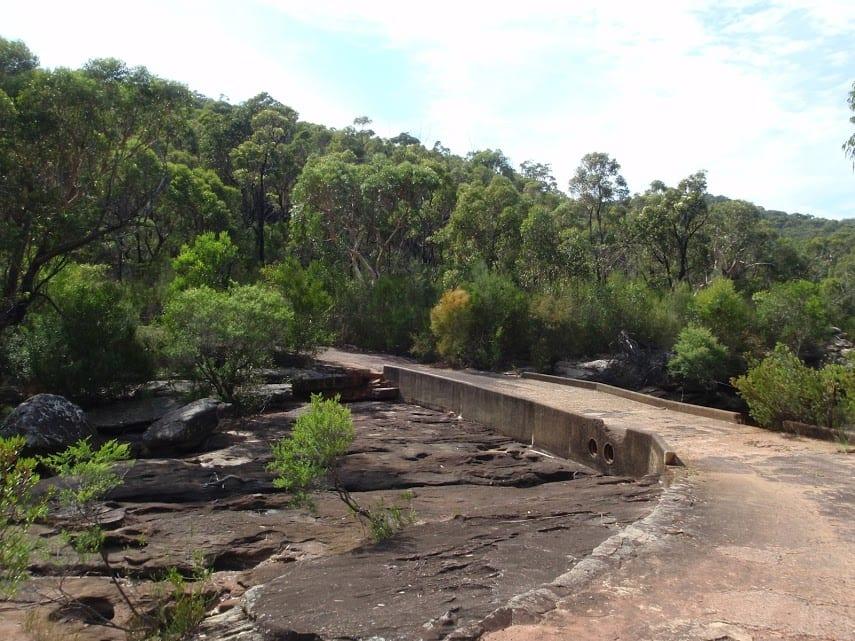 Waterfall to Heathcote