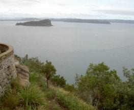 West Head Lookout Track