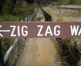 Zig-Zag Railway Walk