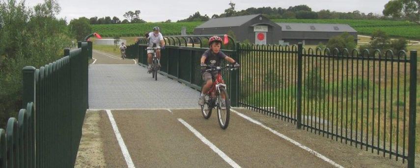 Adelaide Hills Amy Gillett Rail Trail