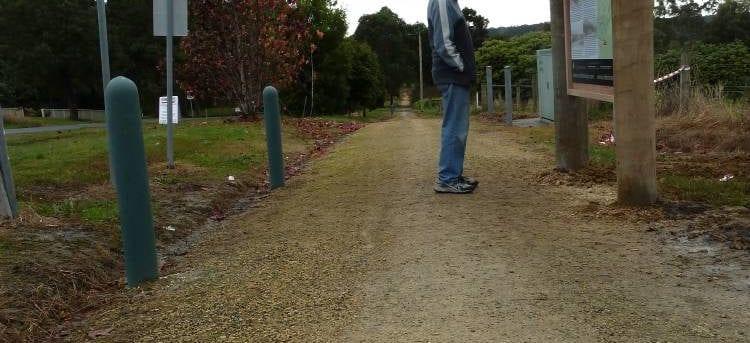 Birregurra - Forrest 'Tiger' Rail Trail