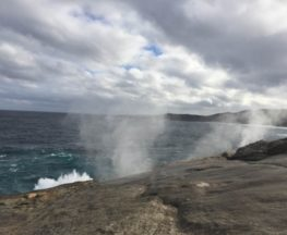 Blowholes Trail