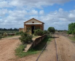 Broken Hill to Silverton