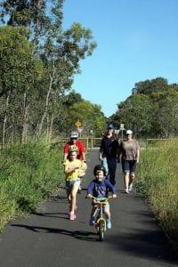 Capricorn Coast Pineapple Rail Trail