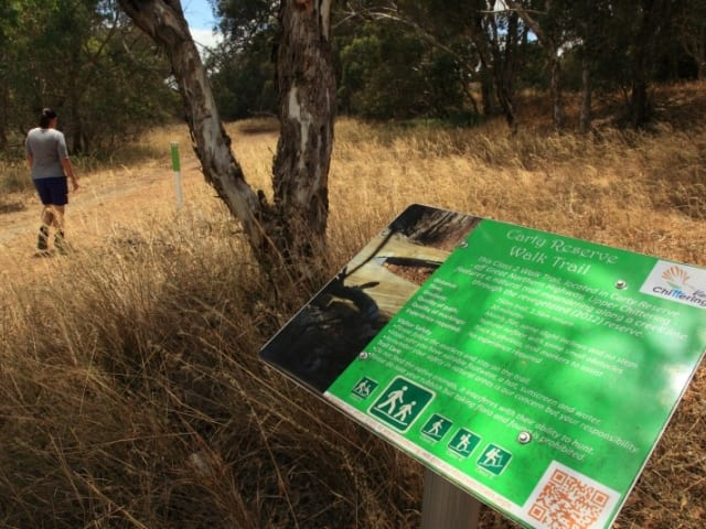 Carty Reserve