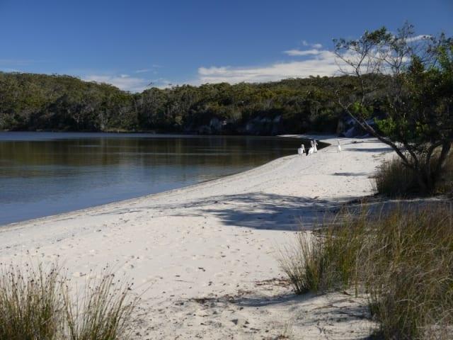 Coalmine Beach Heritage Trail