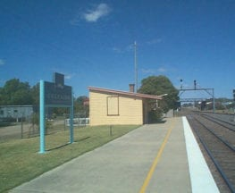 Culcairn - Corowa Rail Trail