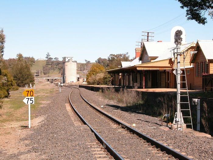 Dubbo to Molong Rail Trail