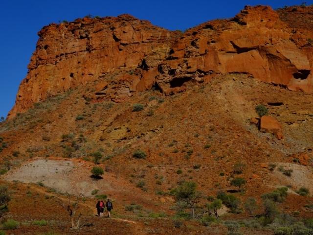Escarpment Base Trail