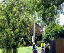 Hawthorn to Kew Rail Trail