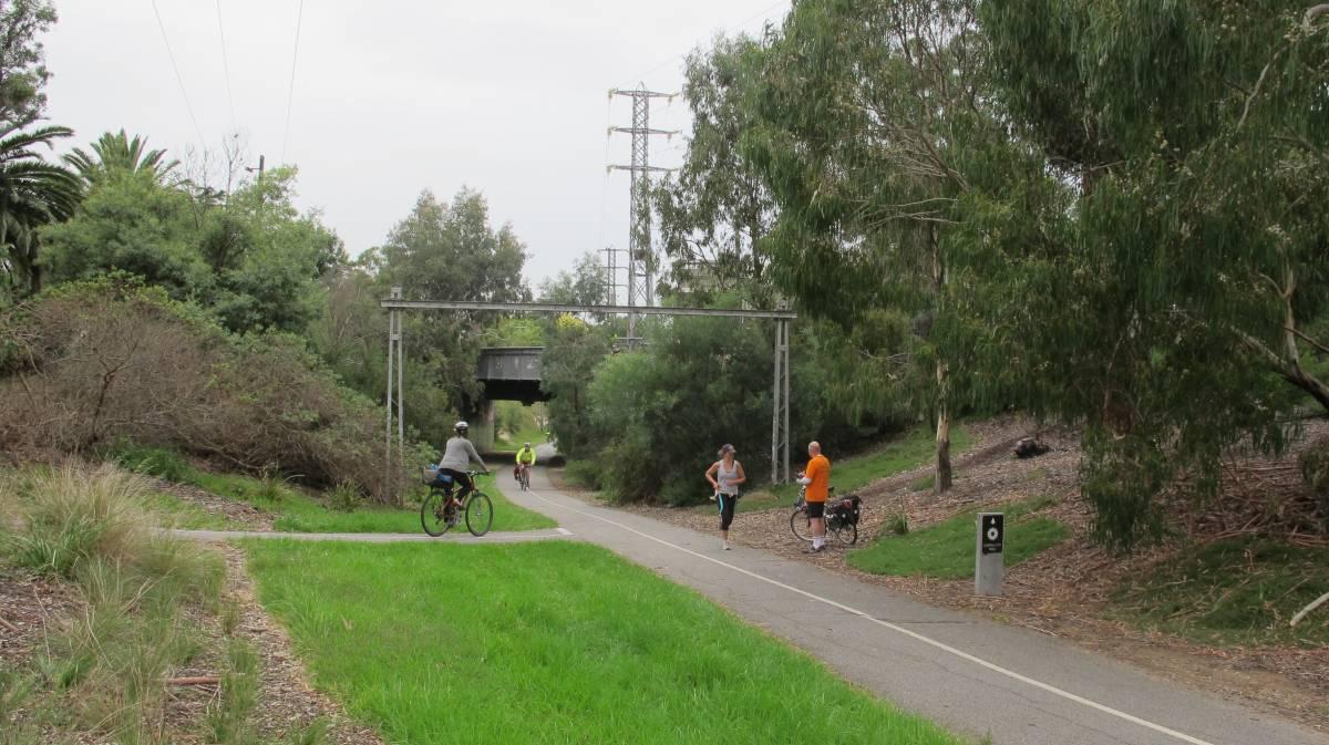Inner Circle Rail Trail
