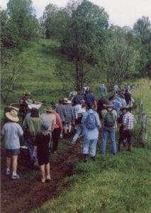 Irwin Track Rail Trail
