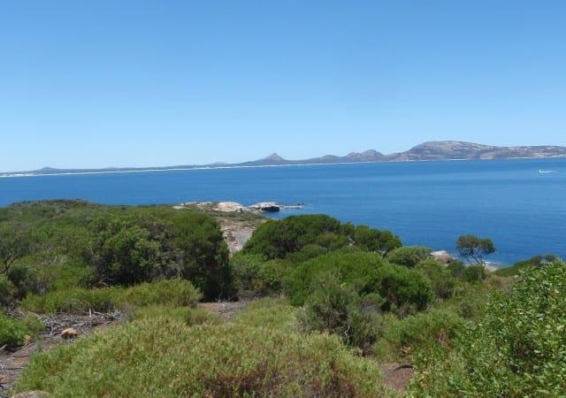 Island Top Walk Trail