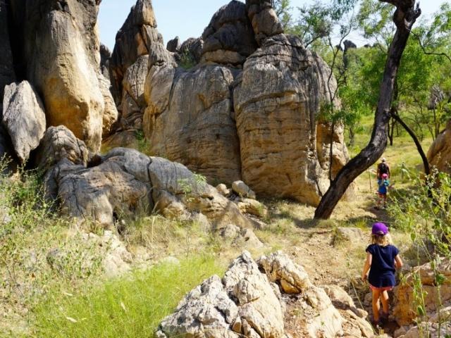 Jarrambayah Trail