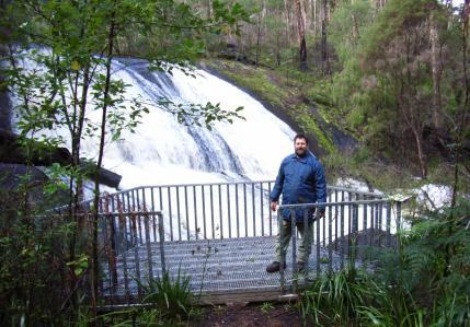 Lane Poole Falls Walk Trail