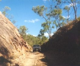 Mt Garnet to Lappa Junction
