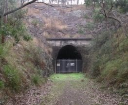 Muntapa Tunnel