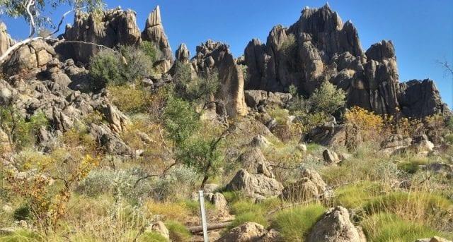 Rarrgi Trail