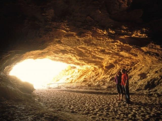 Stockyard Gully Cave Trail
