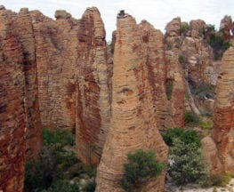The Lost City - Barrawulla Loop Walk
