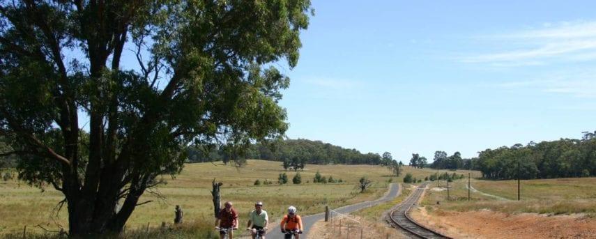 The Pioneer Rail Trail