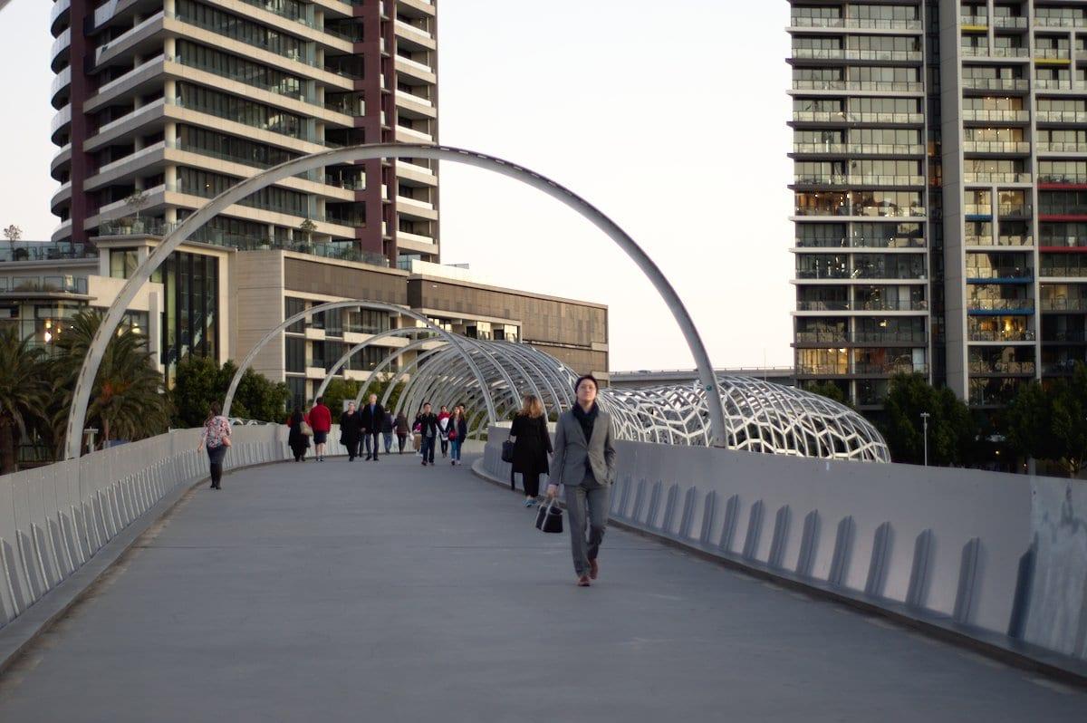 Webb Dock Bridge