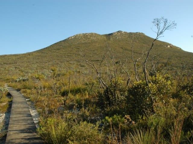 West Mt Barren