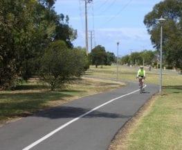 Westside Bike Path