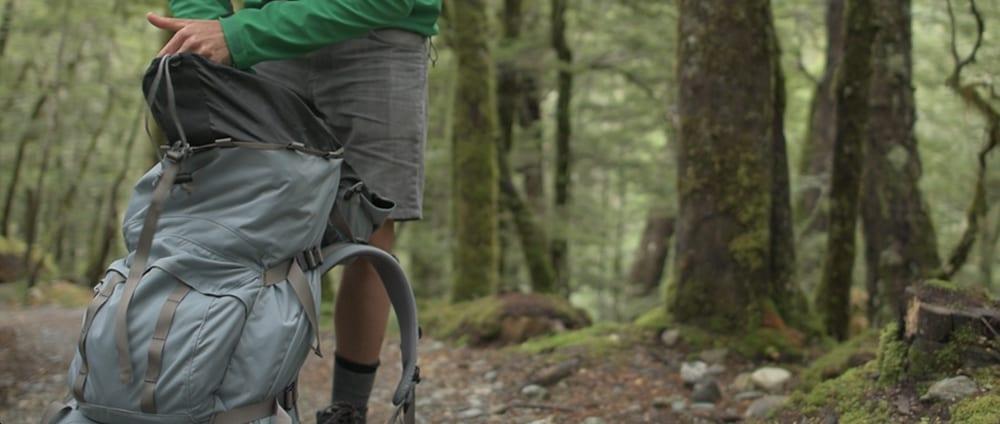 Choosing A Hiking Pack