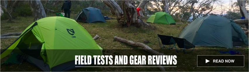 Trail Hiking Gear Reviews