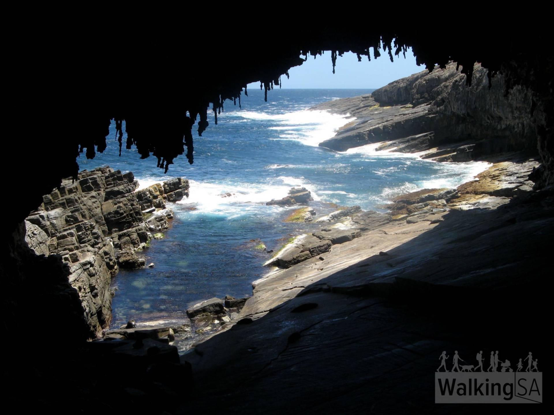 Admirals Arch Walk
