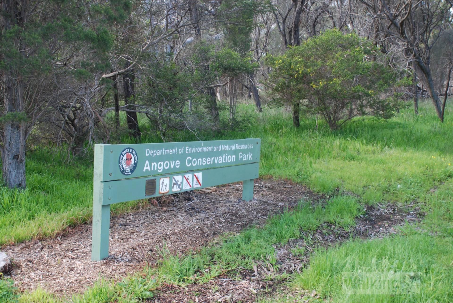 Angove Conservation Park Circuit