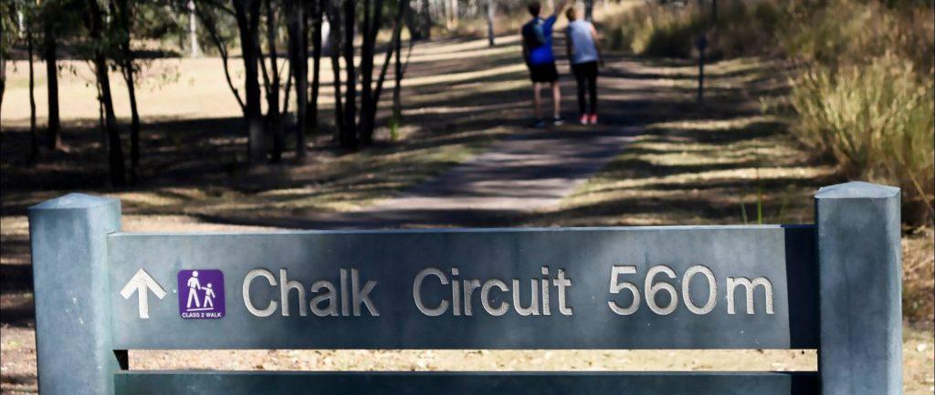 Chalk Circuit