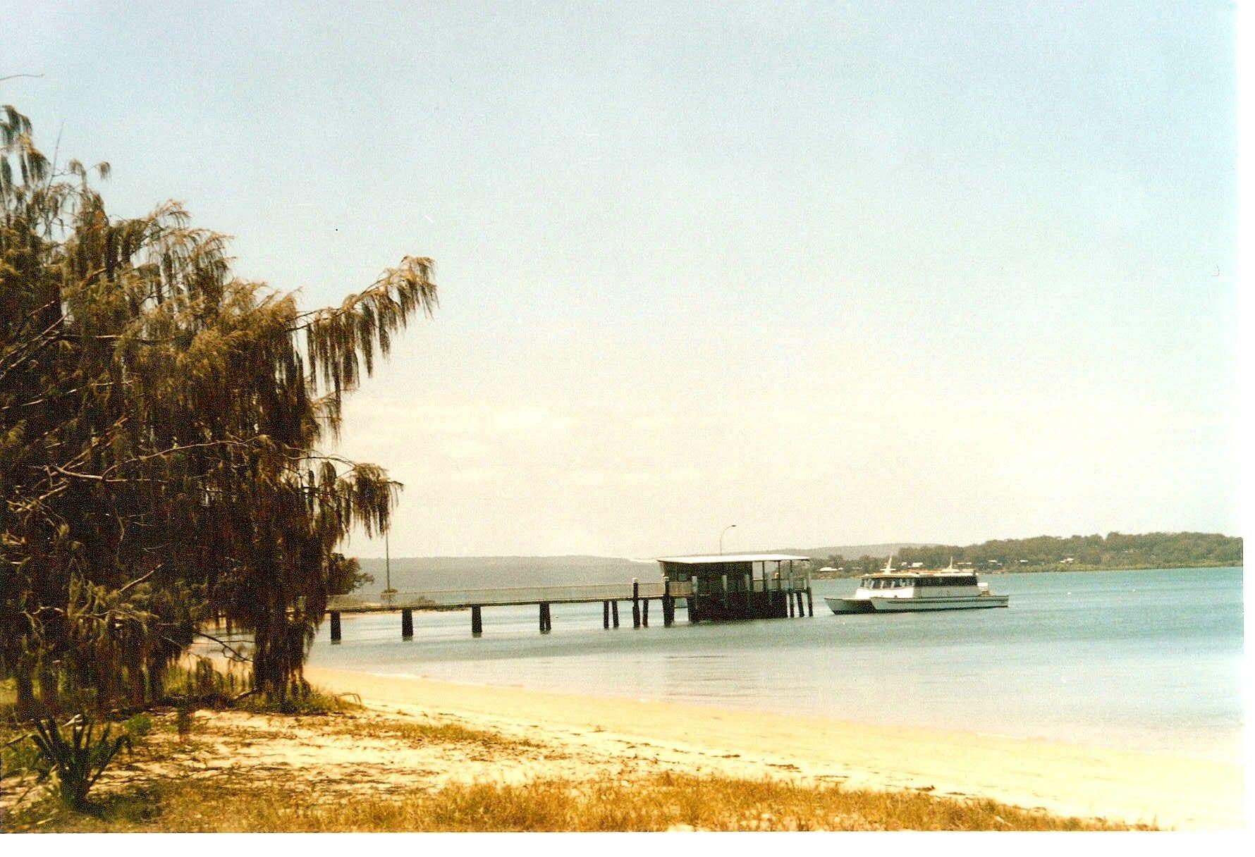 Coochiemudlo Island Foreshore